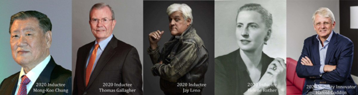 The 2020 Awardees