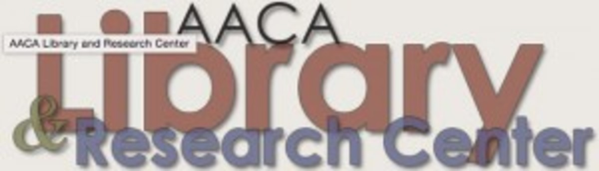 AACA Library
