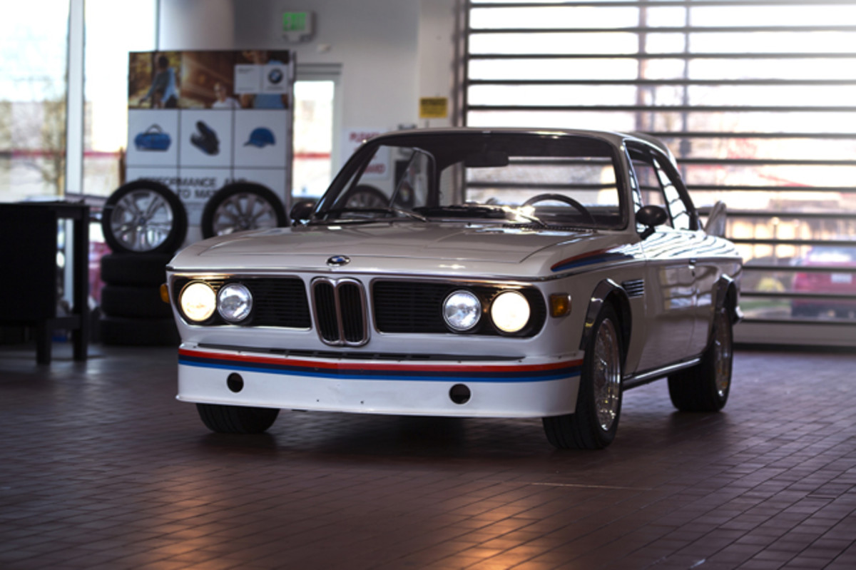 BMW 3.0 CSL (1) - Distribution Version