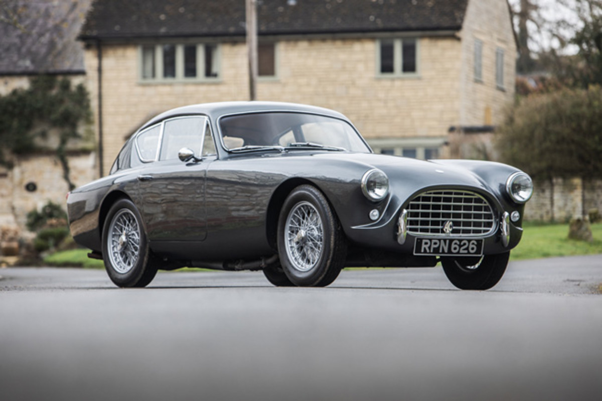 1960 AC Aceca. Photo - Silverstone Auctions