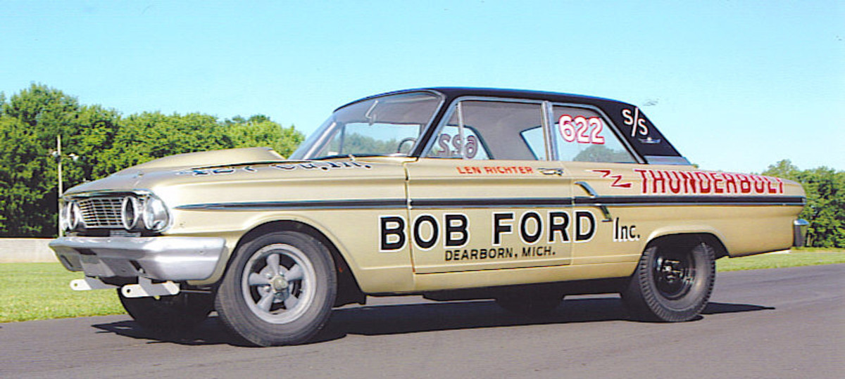 Bob Ford Thunderbolt.