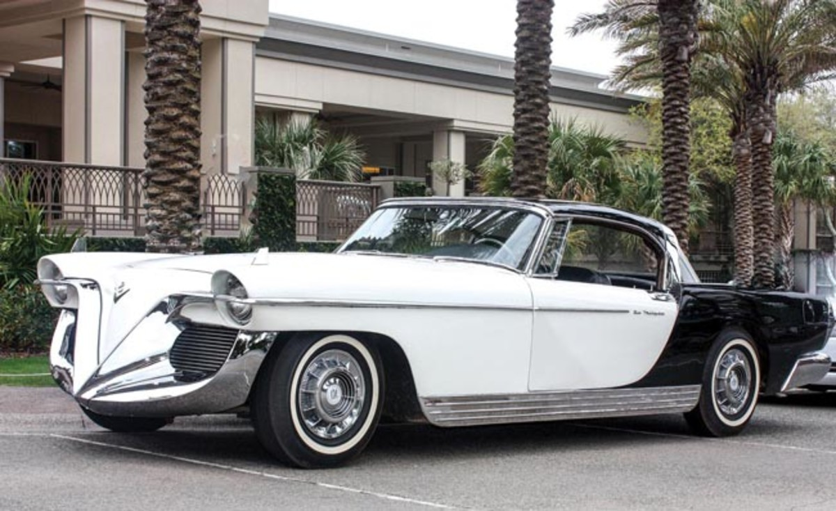 "1955 Cadillac ""Die Valkyrie"" Concept Car"