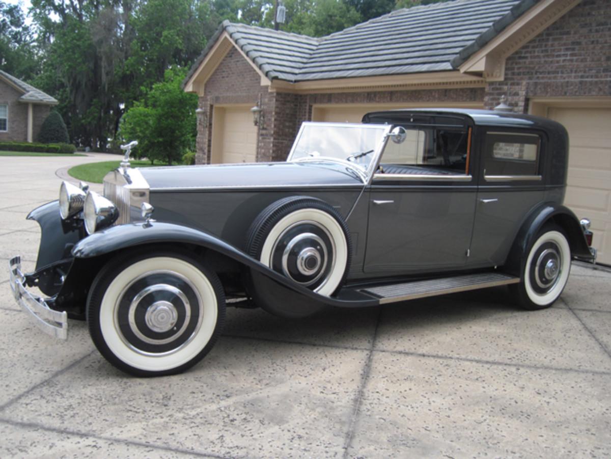 1933 Rolls Royce Phantom II