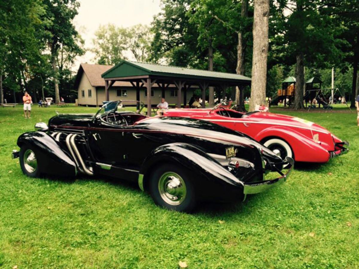 Auburn Speedsters