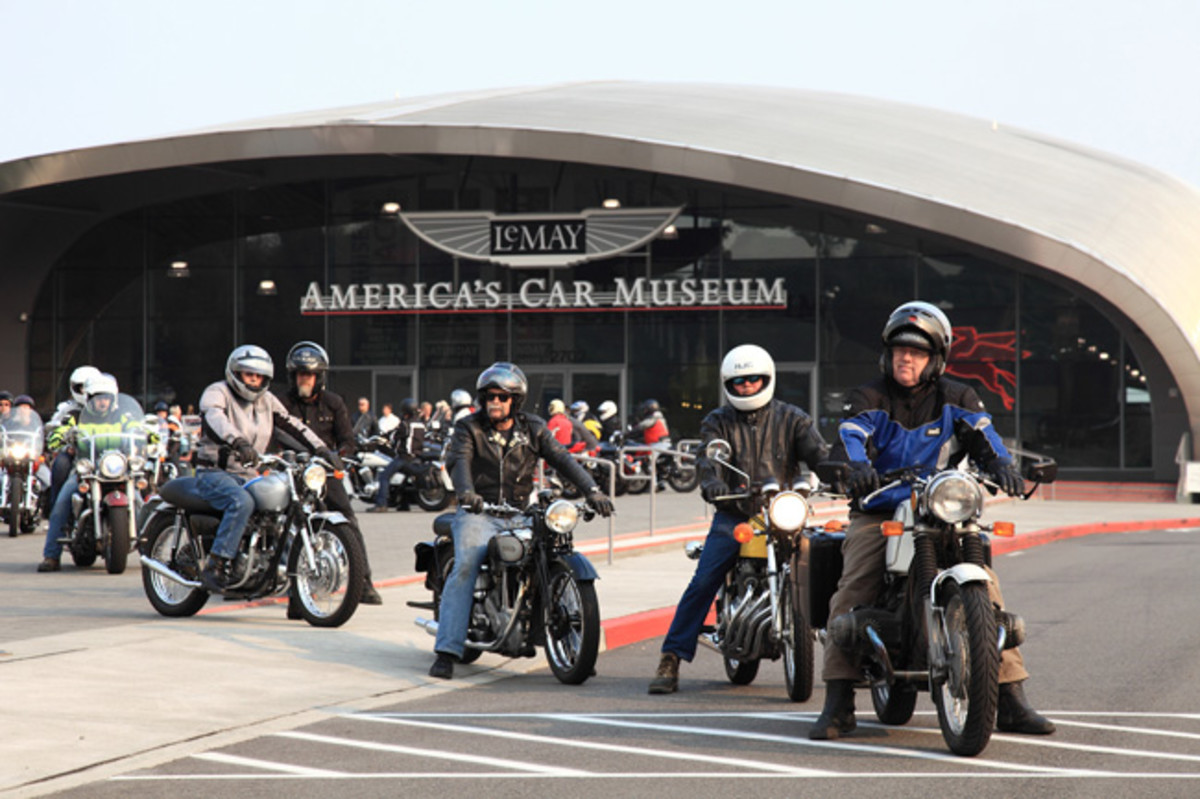 2015 VMF - Sunday Ride