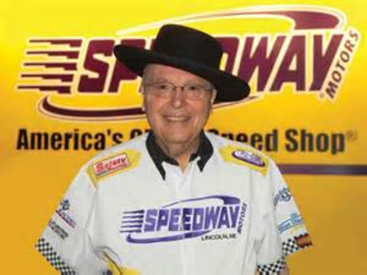 """""""Speedy"""" Bill Smith"""