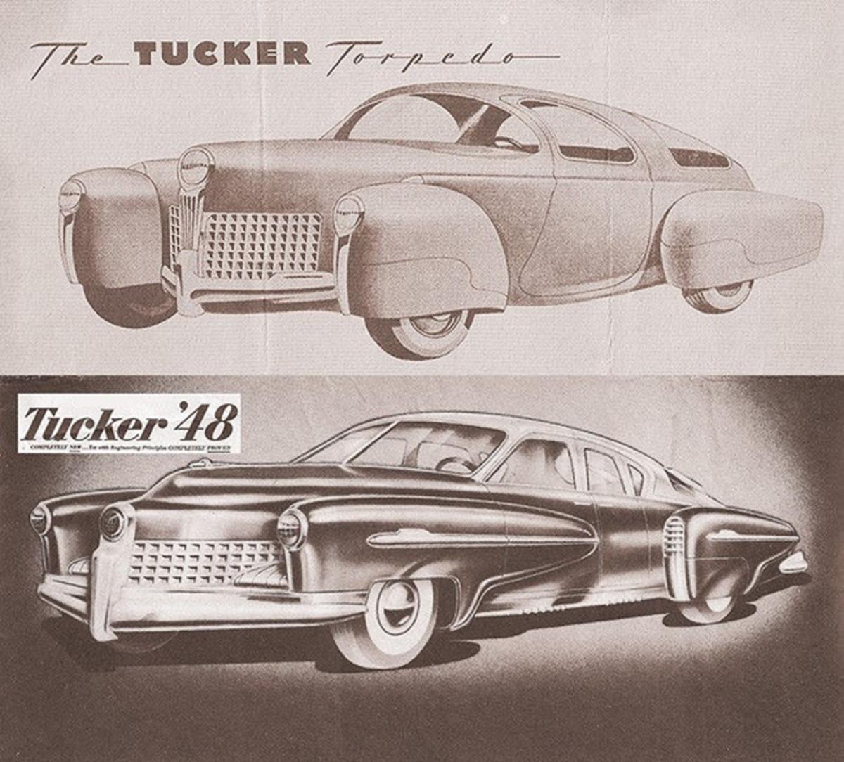 Image credit: Tucker Design History Files, Gyronautx1.com