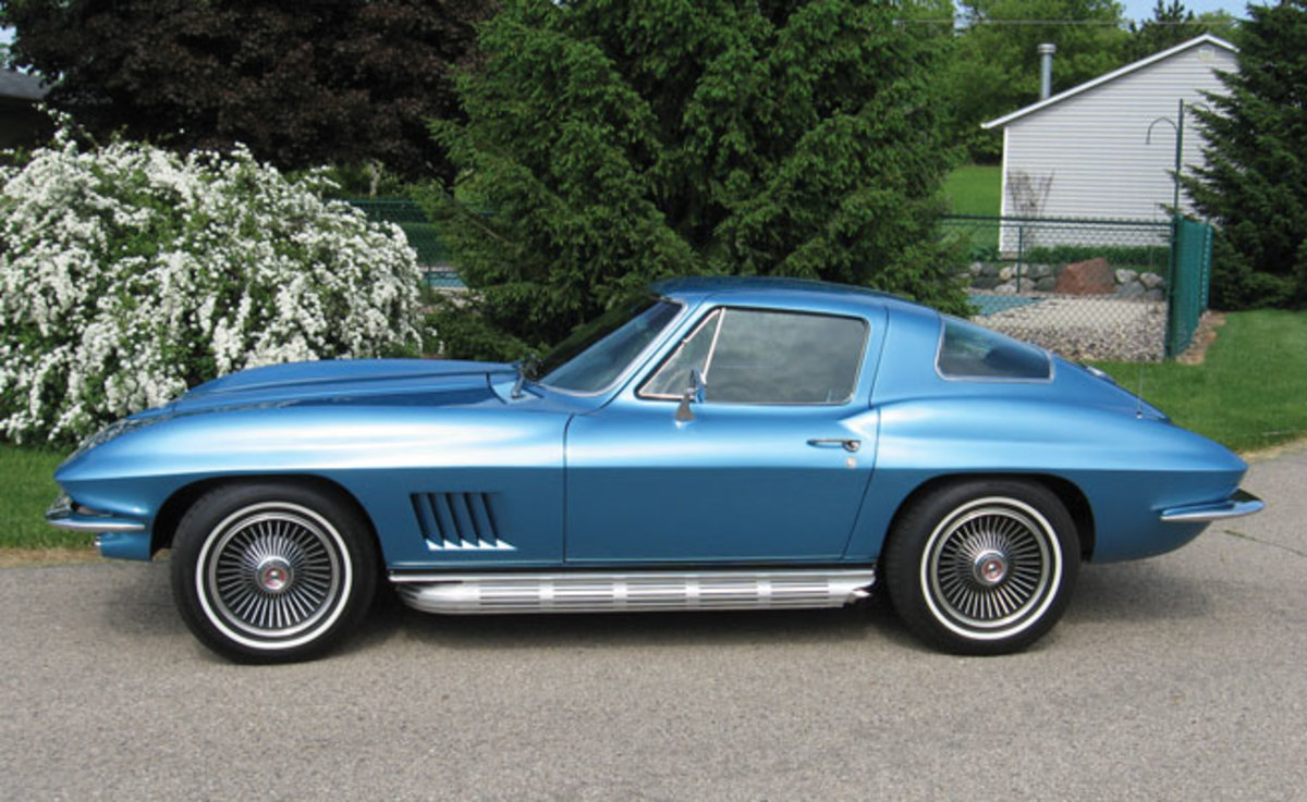 Car Of The Week 1967 Corvette Old Cars Weekly