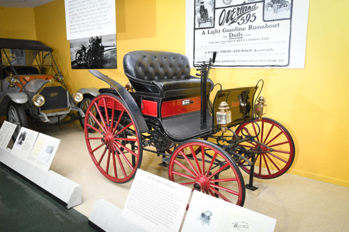 Photo - The Auburn Cord Duesenberg Automobile Museum