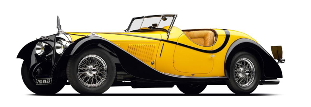 1934 Voisin C27 Grand Sport