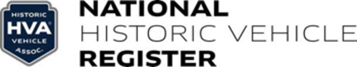 National Historic Vehicle Register Logo