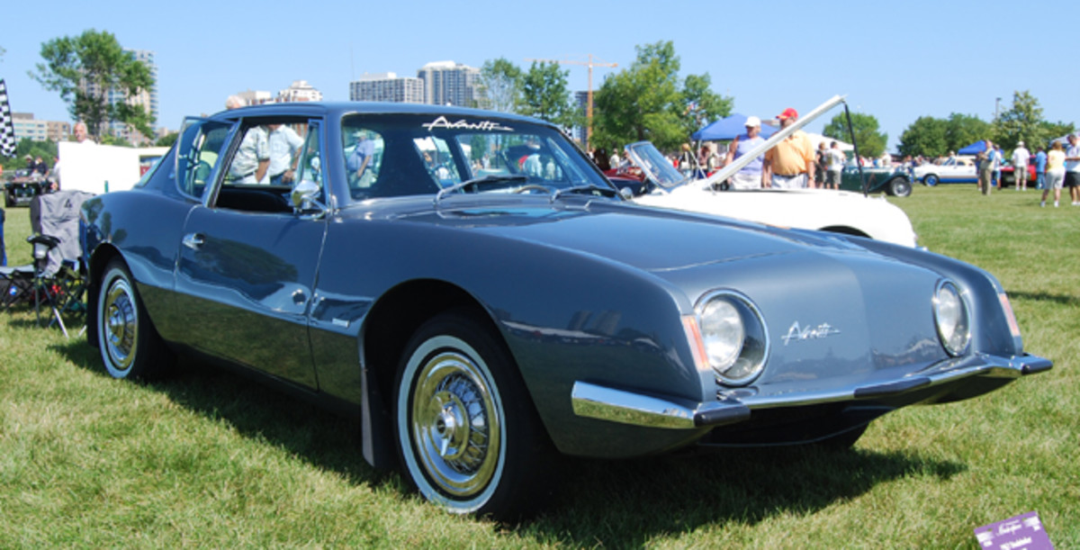 Jason and Beverly Ford's '63 Avanti R2 is a concours example, but No. 3 driver-quality 1963 Avantis currently trade for about $15,000 to $20,000.