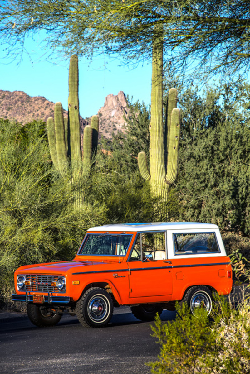 1977 Ford Bronco - Gen Xers and millennials are 35 percent more likely to be interested in a truck or SUV compared to pre-boomers and boomers. Photo - Hagerty