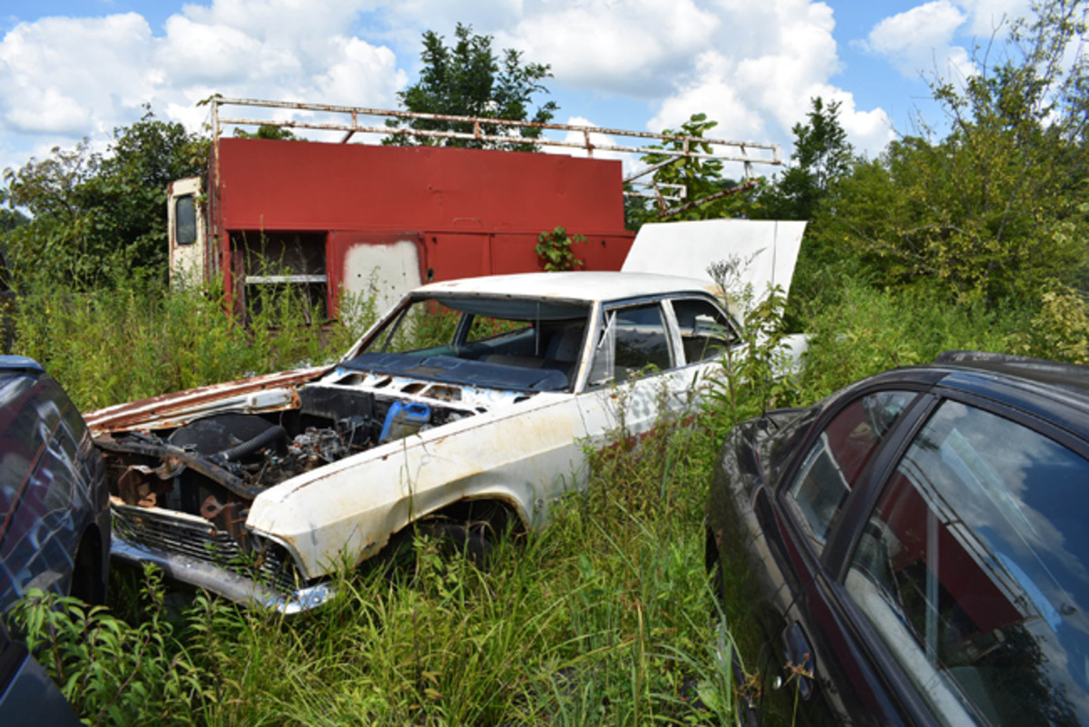 For the fan of 1965 Chevrolet Impalas, this example could hold some treasures.