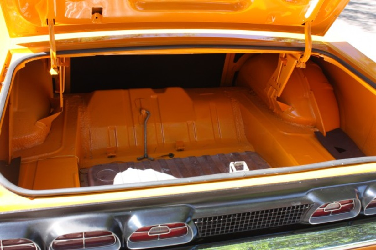 1970 Spoiler-trunk