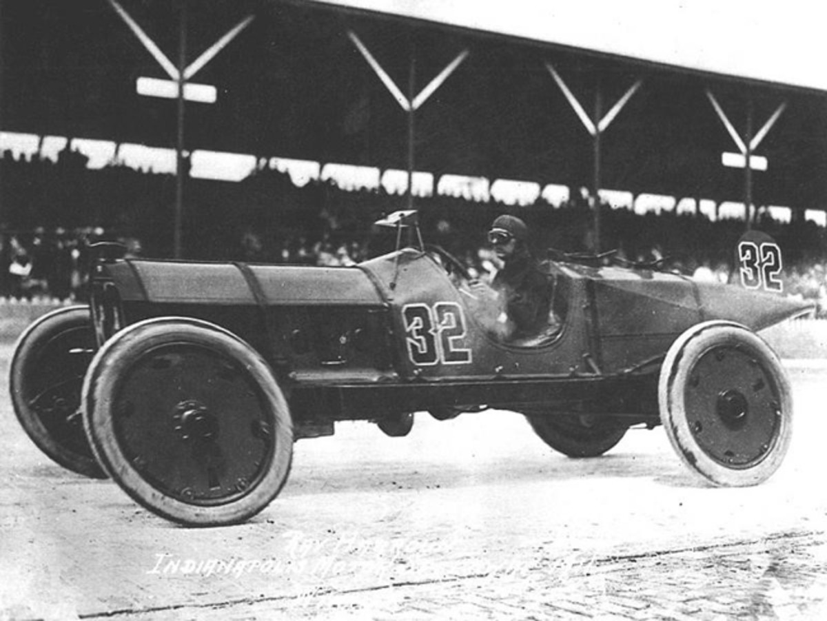 Photo Credit: Courtesy of Indianapolis Motor Speedway Museum