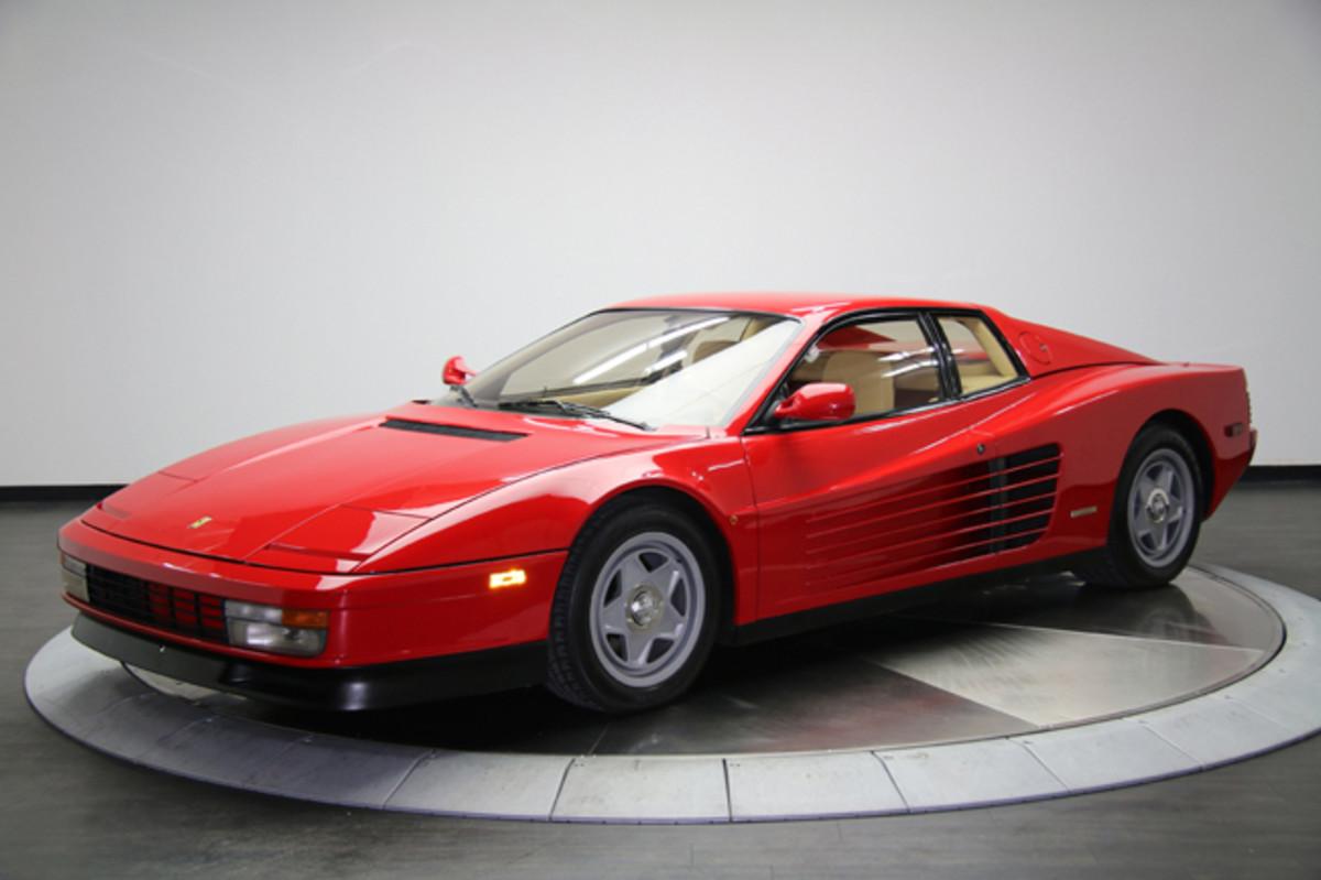 1988 Ferrari Test