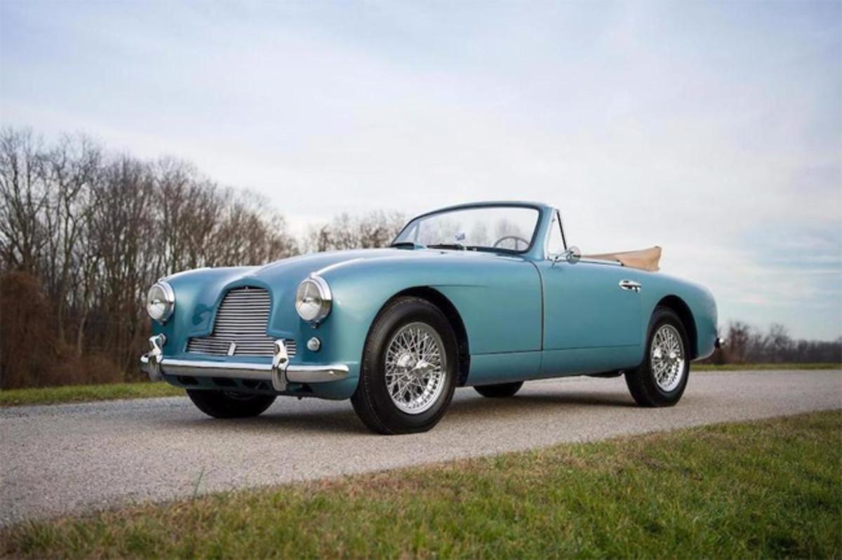 1955 Aston Martin