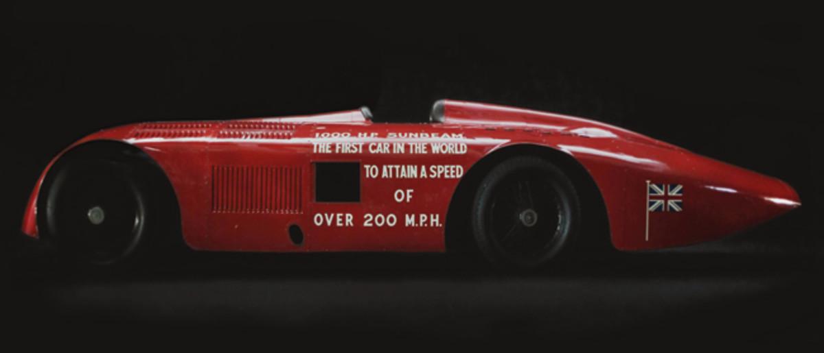 1927 Sunbeam 1000 hp side view