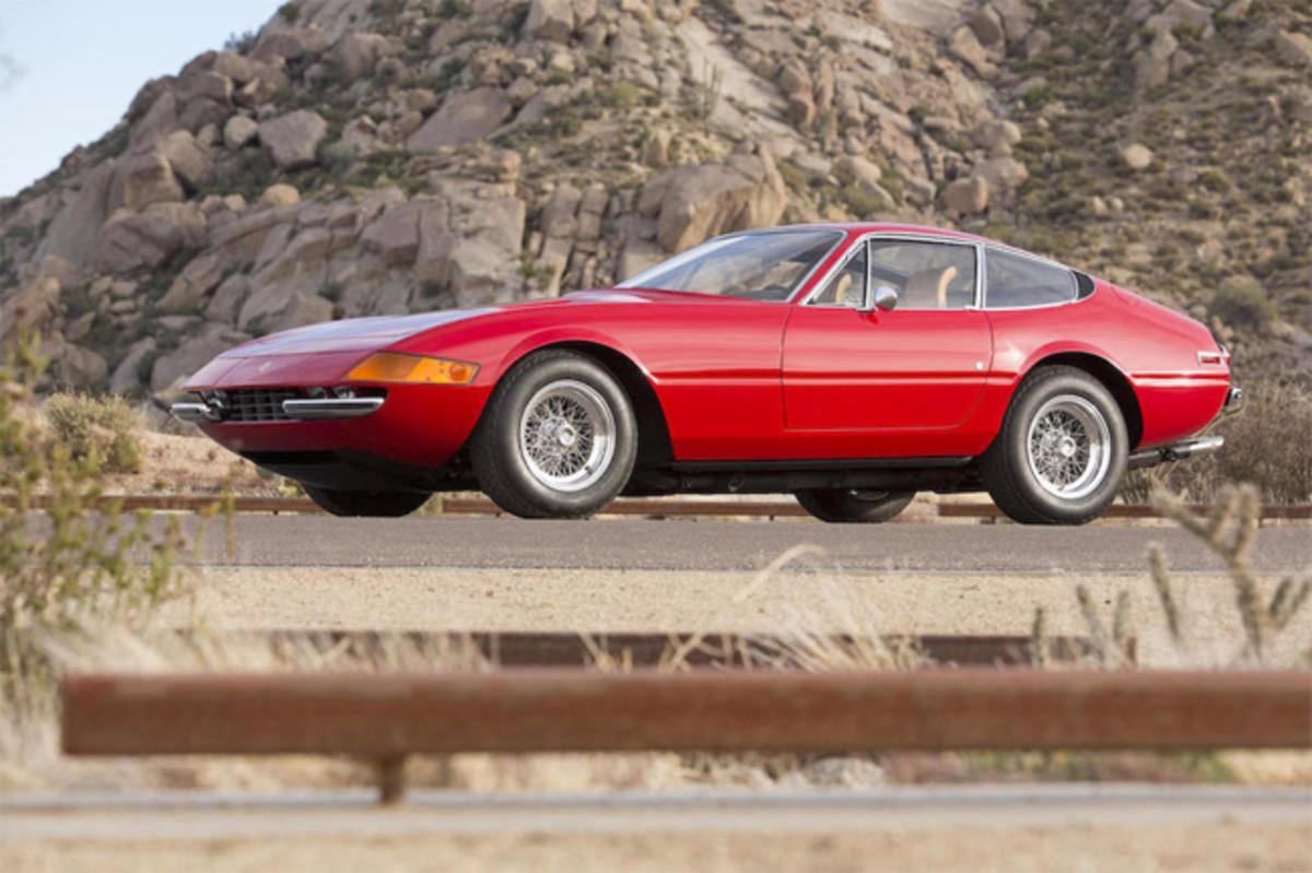 1971 Ferrari 365