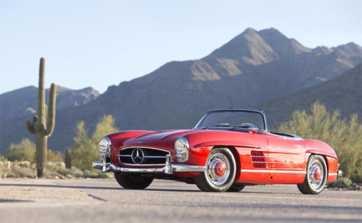 1962 Mercedes 300