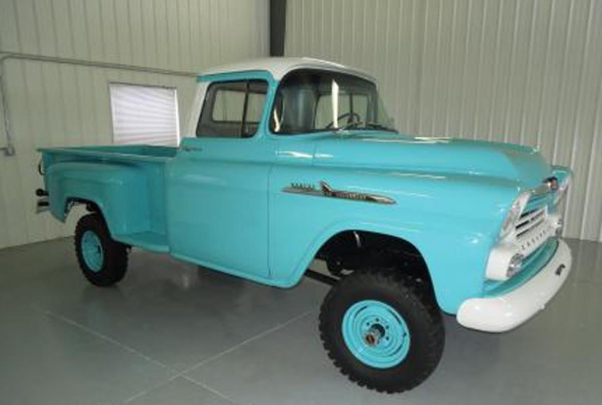 1958 Chevy Apache copy