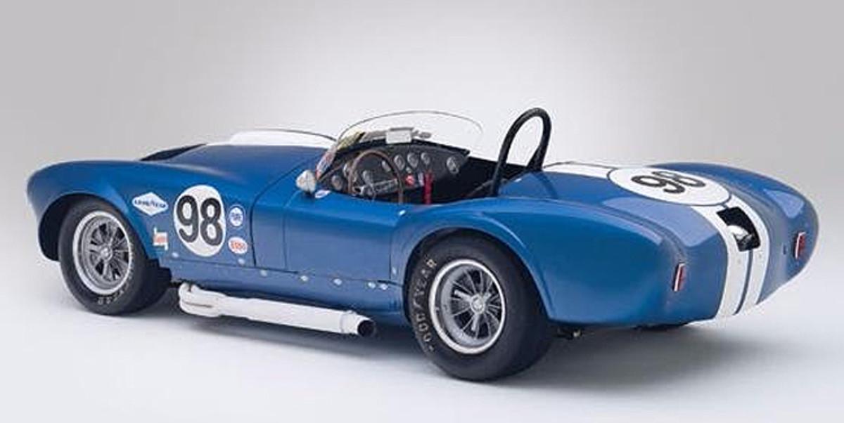 Ungurean - '64 Shelby