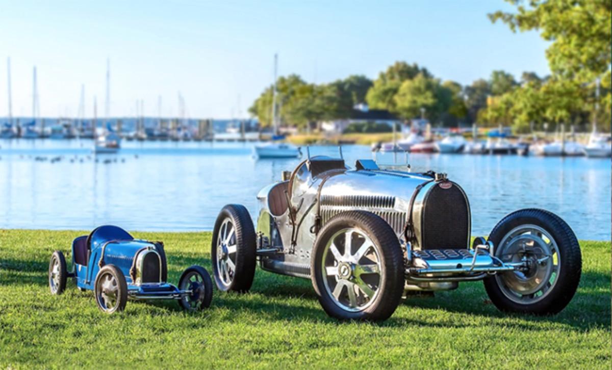 Big n Lil Bugatti