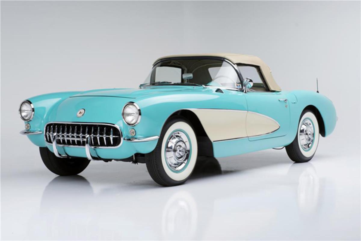 1957 Chevrolet Corvette 283225