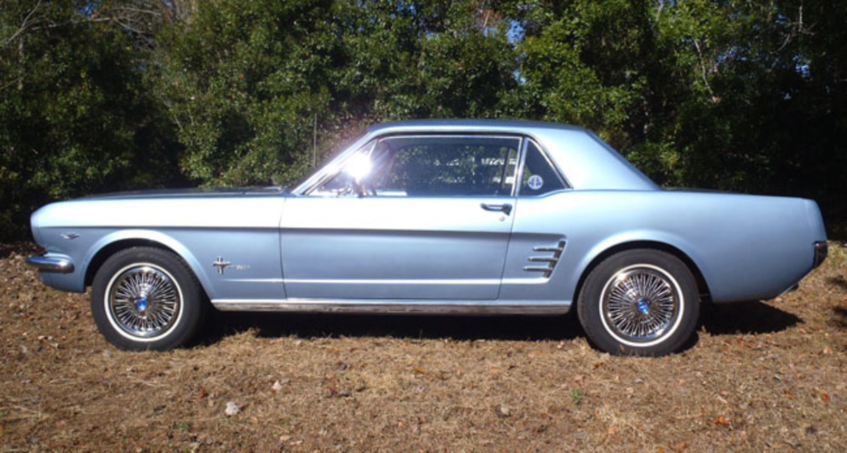 1966-Mustang-profile