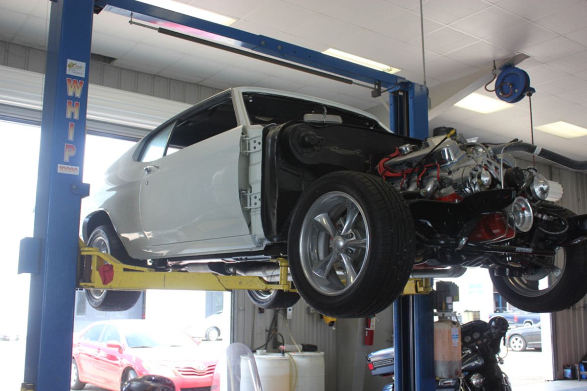 The dealership that purchased and raced the 1970 Chevelle SS-454 from new is now undertaking its restoration with a few minor performance and handling upgrades.