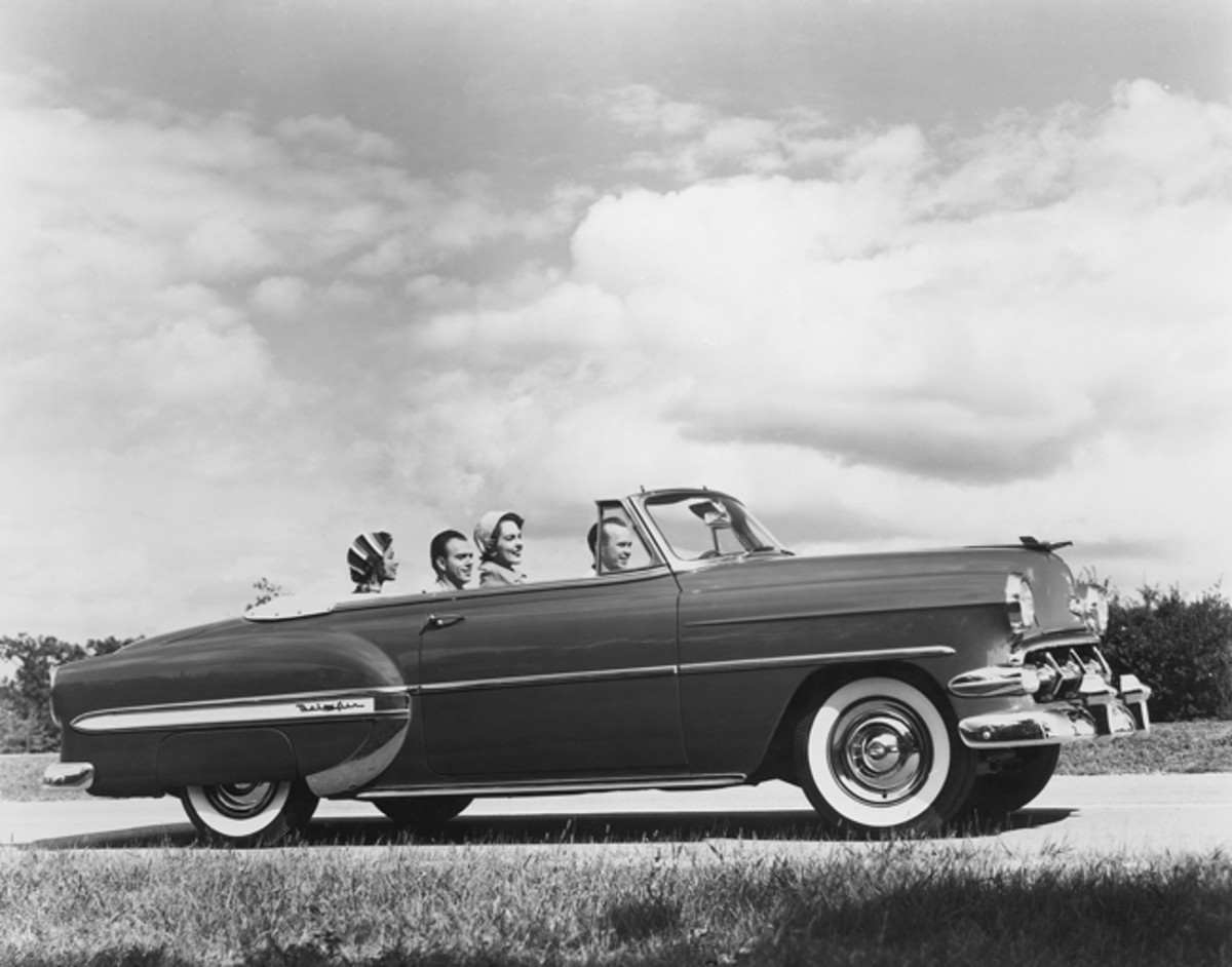 """Chevy utilized the """"traveling"""" craze with their advertising."""