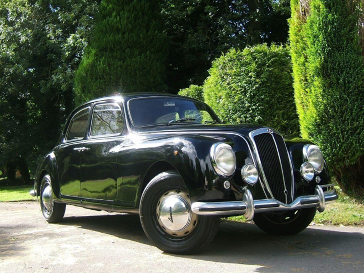 1951 Lancia Aurelia B10 Berlina