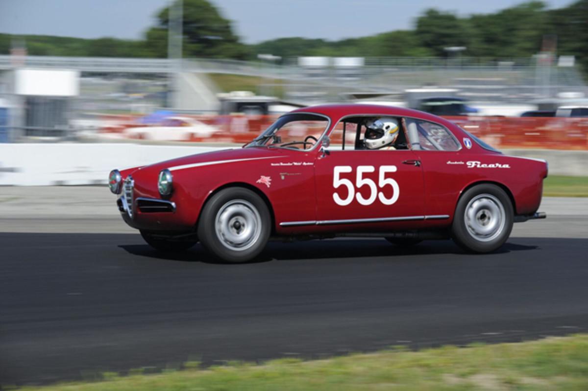 1958 Alfa Giulietta Sprint Veloce