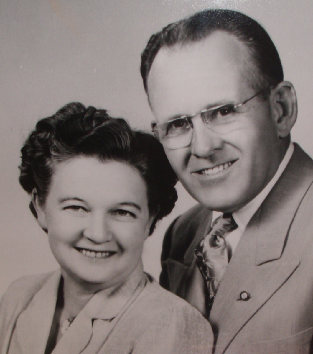 J.D. Forney and his wife Rachel. In 1961, the Forney Transportation Museum was incorporated as a non-profit charitable organization to house an astounding assembly of transportation devices J.D. accumulated over the years.