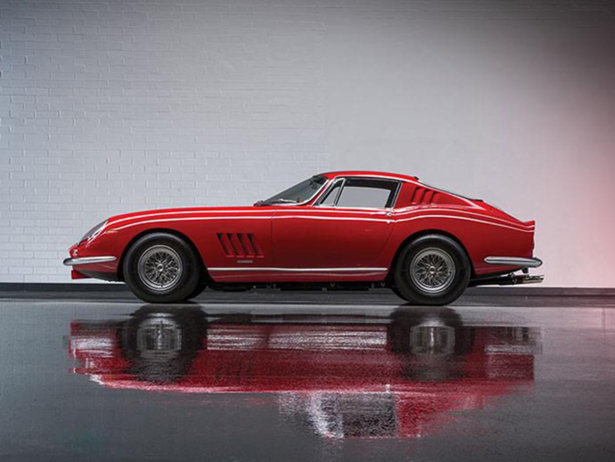 1967 Ferrari 275 GTB/4 Berlinetta by Scaglietti