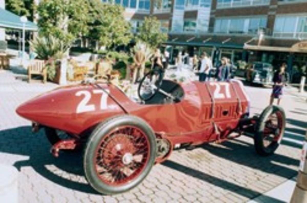 1913 Isotta-Fraschini racecar