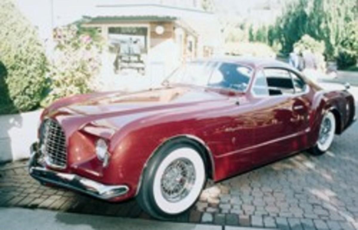 1953 Chrysler d'Elegance