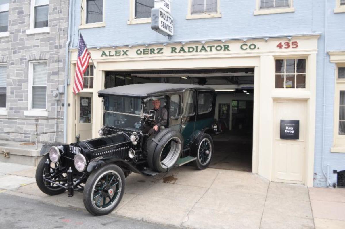 1914 Packard – Post-Refurbishment