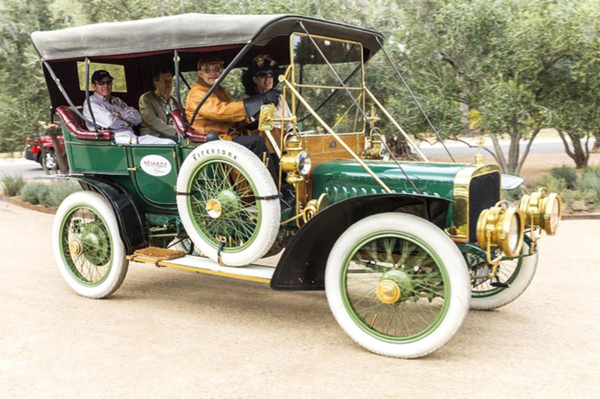 1907 Stevens-Duryea Model U