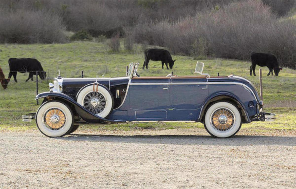 1928 Mercedes 630