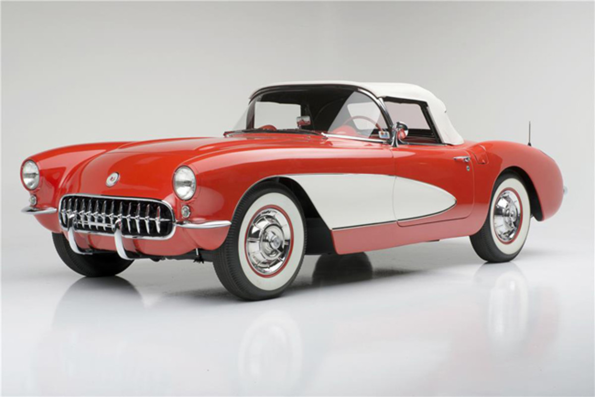 1956 Corvette 225
