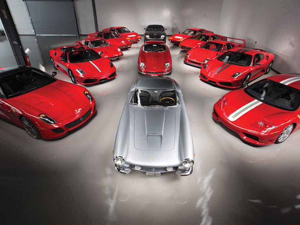 Ferrari Performance Collection set for RM Sotheby's flagship Monterey sale