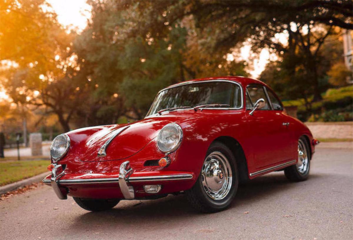1962 Porsche Carrera