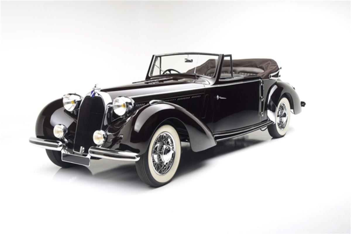 1939 Talbot-Lago