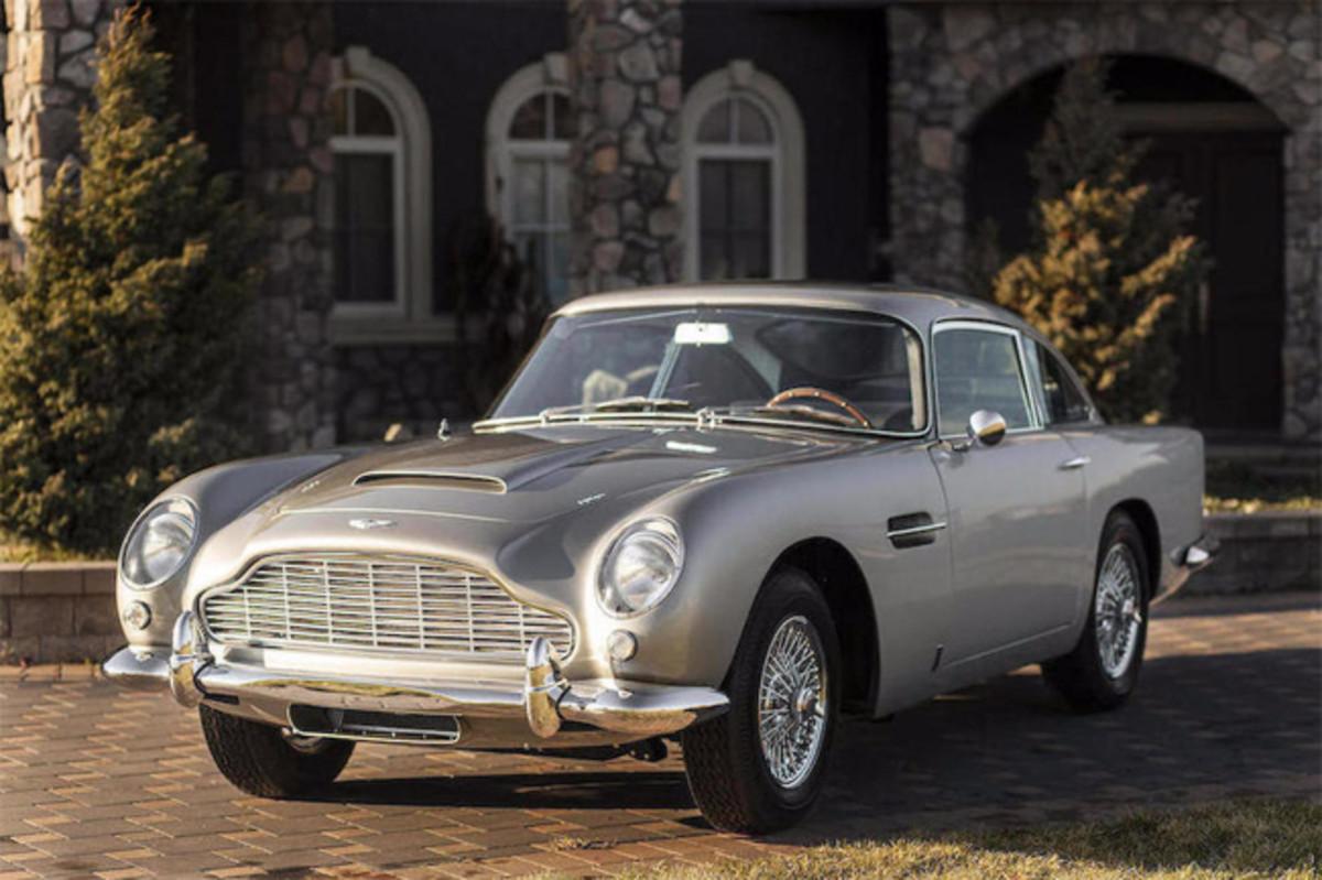 1964 Aston Martin