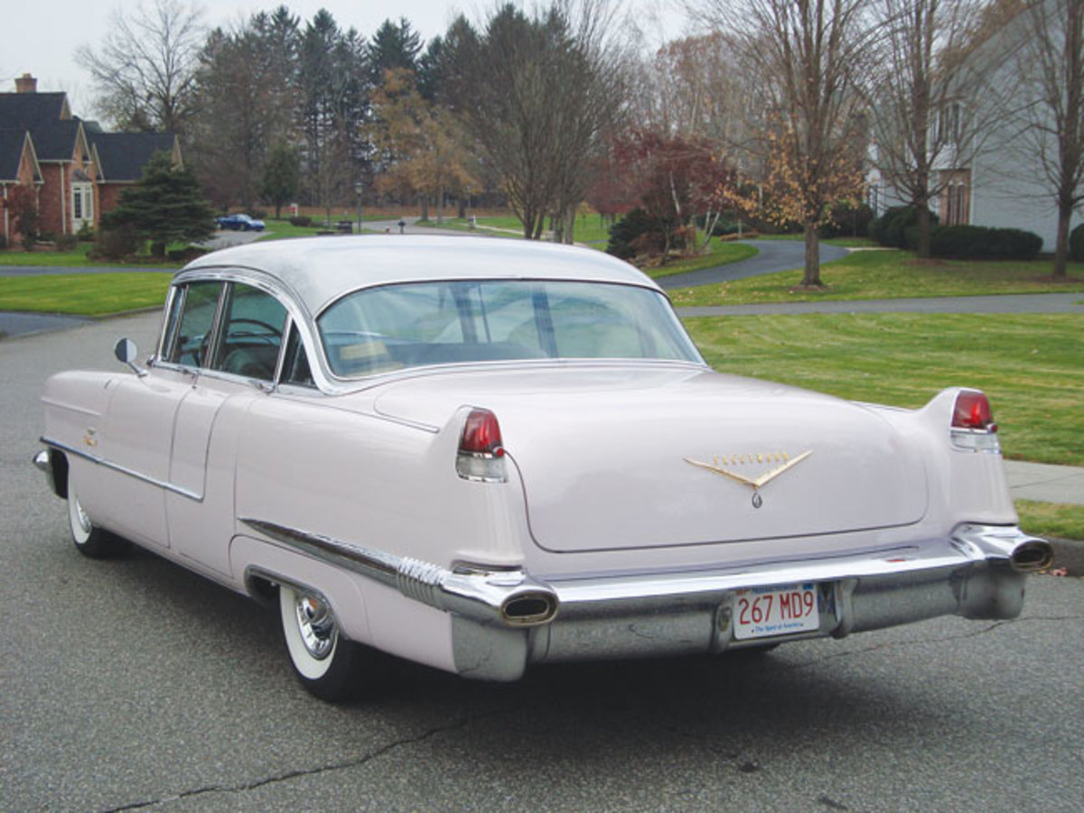 1956-Cadillac-rear