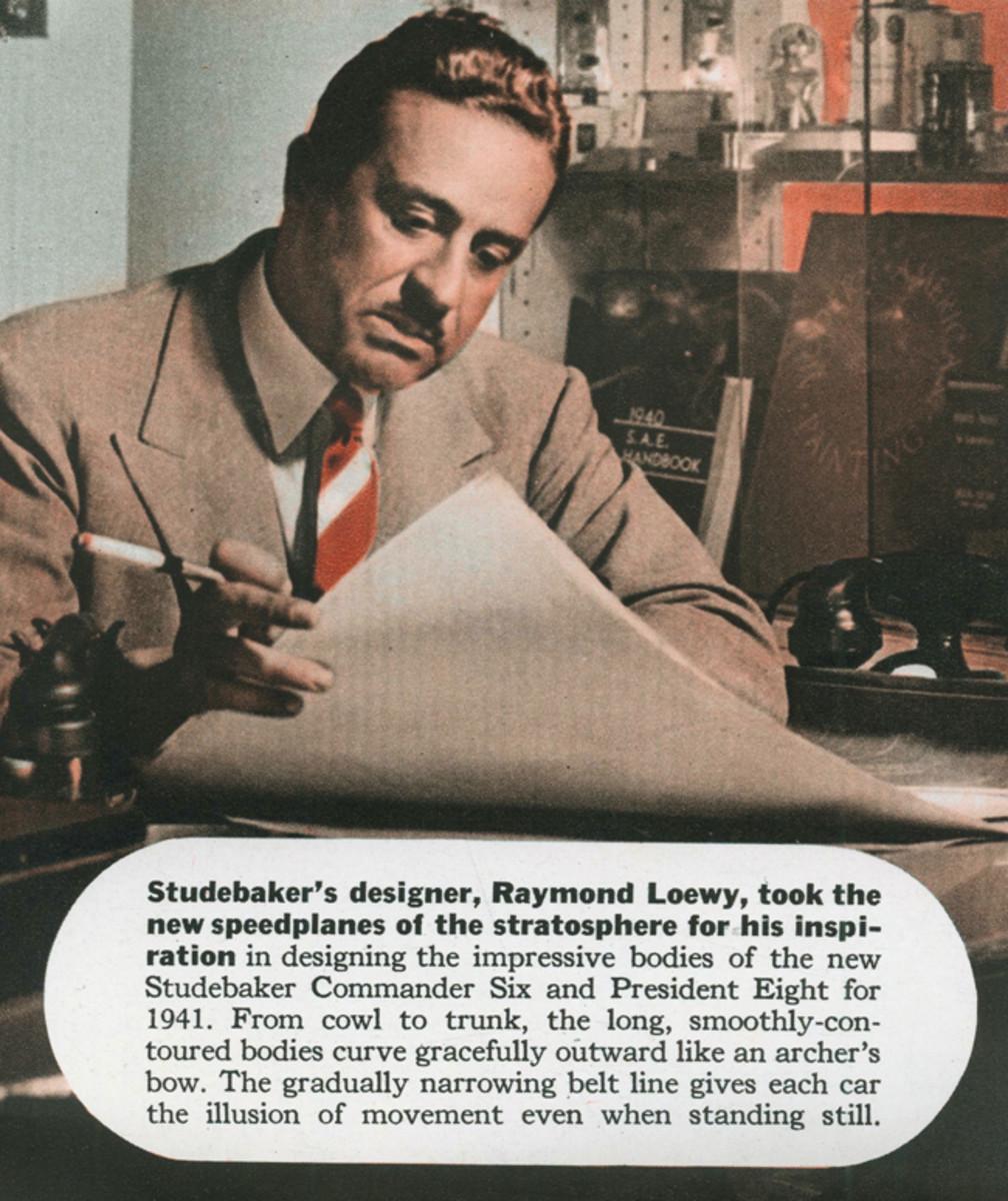 1941 ad loewy