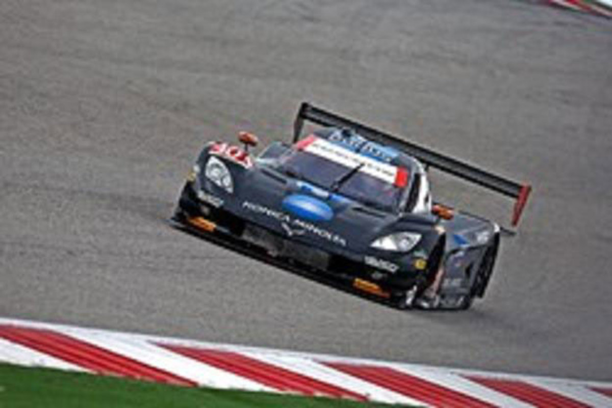 Ricky and Jordan Taylor and Max Angelelli drove their No. 10 Wayne Taylor Racing Dallara-Corvette to an overall victory in the Tudor United Sportscar Championship season finale.
