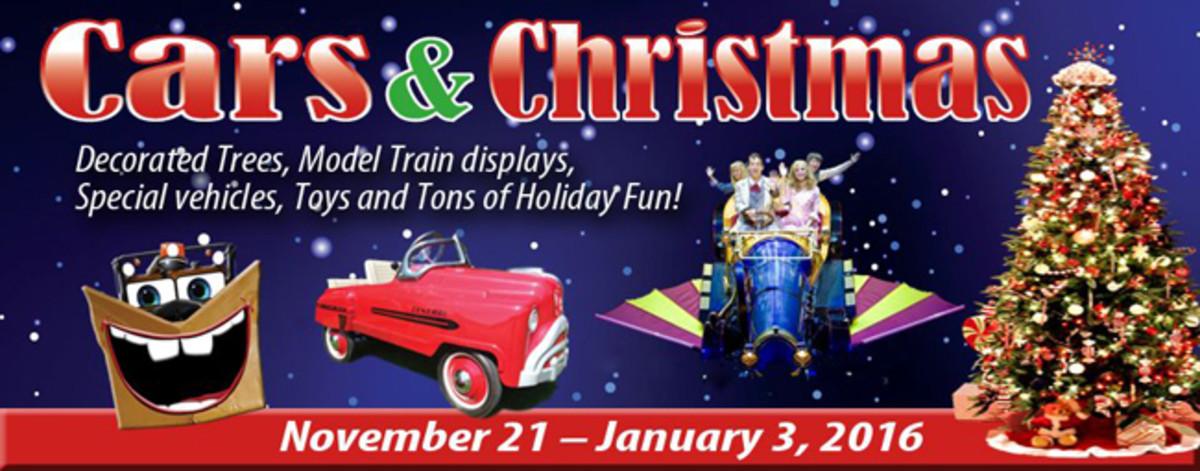 Cars and Christmas